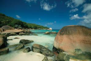 Seychelles-Praslin, Hôtel Paradise Sun