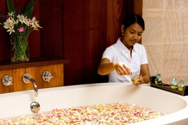 Spa - Hôtel Paradise Sun 4* Praslin Seychelles