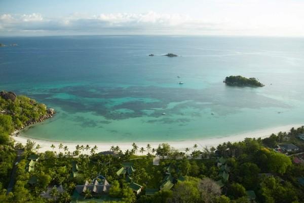 Vue panoramique - Hôtel Paradise Sun 4*