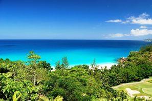 Seychelles-Praslin, Hôtel The Islander Hotel