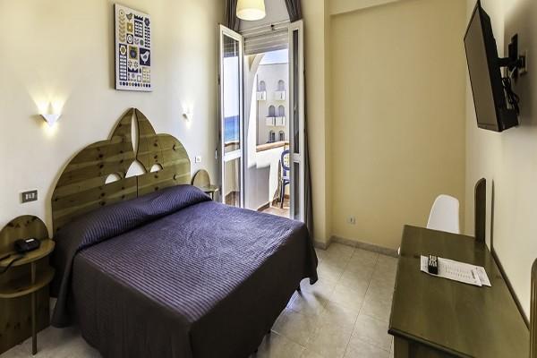 Chambre - Club Eloro 4* Catane Sicile et Italie du Sud