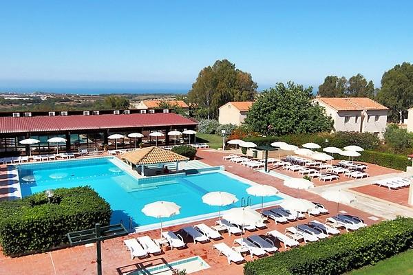 Piscine - Club Jumbo Athena Resort 4* Catane Sicile et Italie du Sud