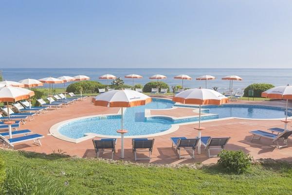 Piscine - Hôtel Marmara Brucoli Village 4* Catane Sicile et Italie du Sud