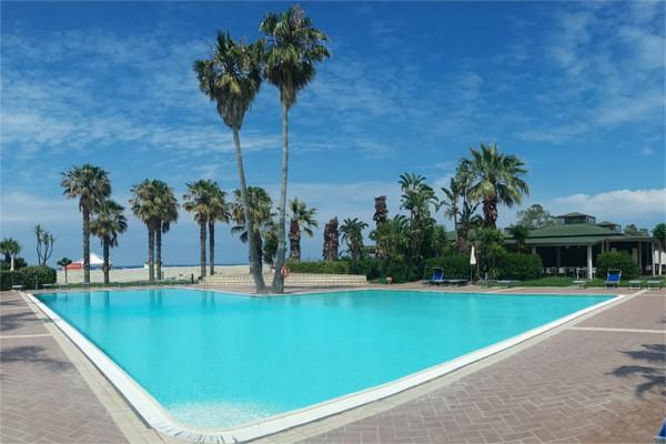 Piscine - Hôtel NAYA CLUB SICILE 4* 4* Catane Sicile et Italie du Sud