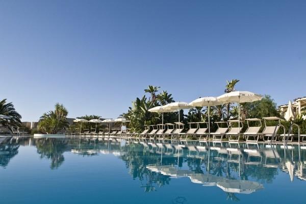 Piscine - Hôtel VOI Arenella Resort 4*