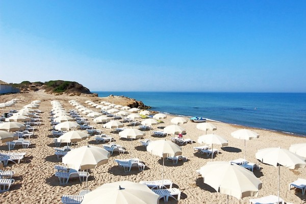 Hotel Luxe Italie Plage