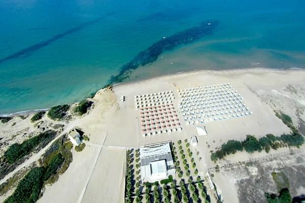 Plage - Club Jumbo Athena Resort 4* Catane Sicile et Italie du Sud