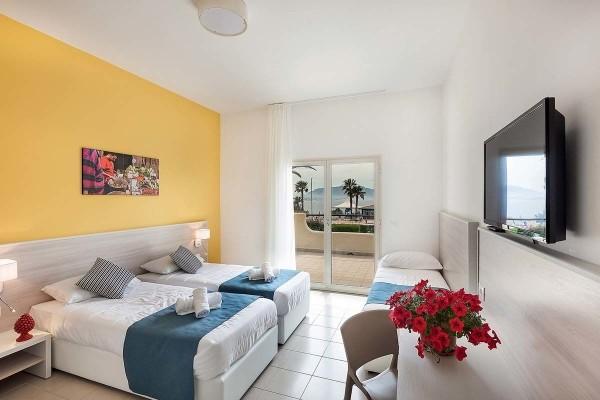 Chambre - Hôtel Città Del Mare 4* Palerme Sicile et Italie du Sud