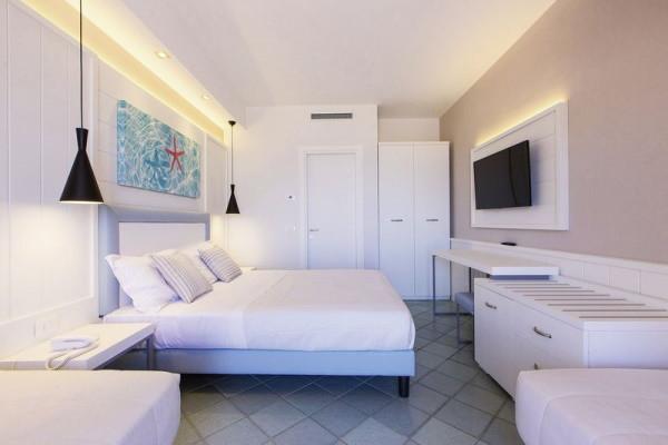 Chambre - Club FTI Voyages Pollina Resort 4* Palerme Sicile et Italie du Sud