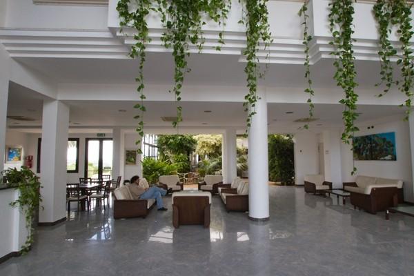 Hall - Hôtel Grand Selinunte 4* Palerme Sicile et Italie du Sud