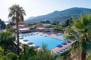 Sicile et Italie du Sud-Palerme, Hôtel Cefalu Resort Sporting Club