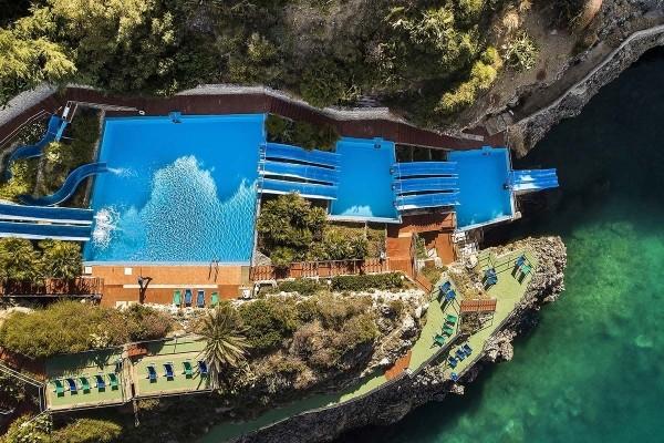 Piscine - Hôtel Città Del Mare 4* Palerme Sicile et Italie du Sud