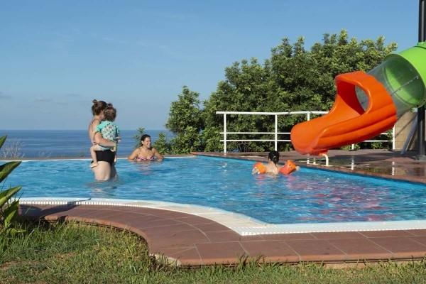 Piscine - Club Club Héliades Torre Normanna Village 3* Palerme Sicile et Italie du Sud