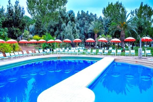 Piscine - Club Coralia Lipari 4* Palerme Sicile et Italie du Sud