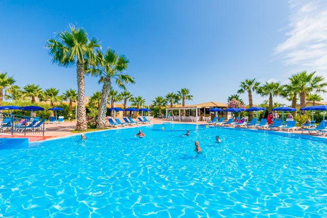 Fram Sicile et Italie du Sud : hotel Club Dolcestate - Palerme