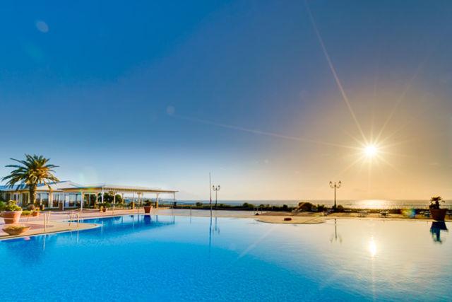 Fram Sicile et Italie du Sud : hotel Club Framissima Florio Park - Palerme