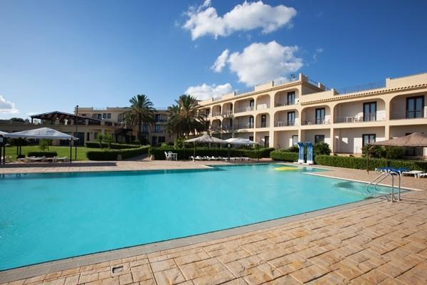 Piscine - Hôtel Grand Selinunte 4* Palerme Sicile et Italie du Sud