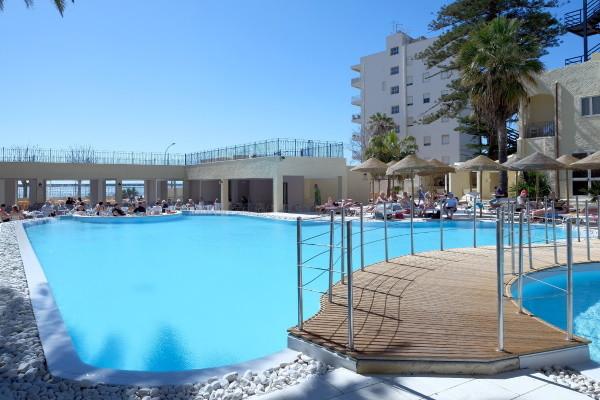 Piscine - Hôtel Hopps 4* Palerme Sicile et Italie du Sud