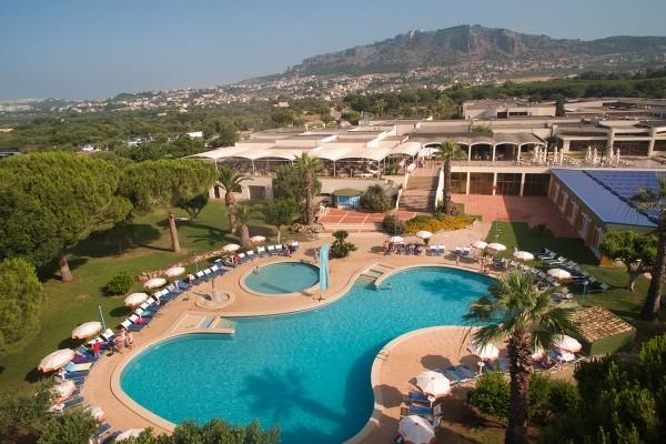 Piscine - Club Marmara Alicudi 4* Palerme Sicile et Italie du Sud