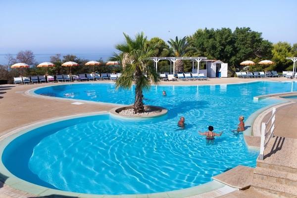 Piscine - Club Marmara Cala Regina 4* Palerme Sicile et Italie du Sud