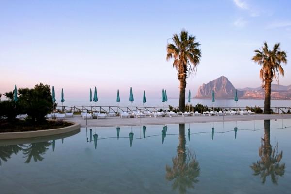 Piscine - Hôtel Tonnara di Bonagia 4* Palerme Sicile et Italie du Sud