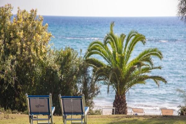 Plage - Club Coralia Lipari 4* Palerme Sicile et Italie du Sud