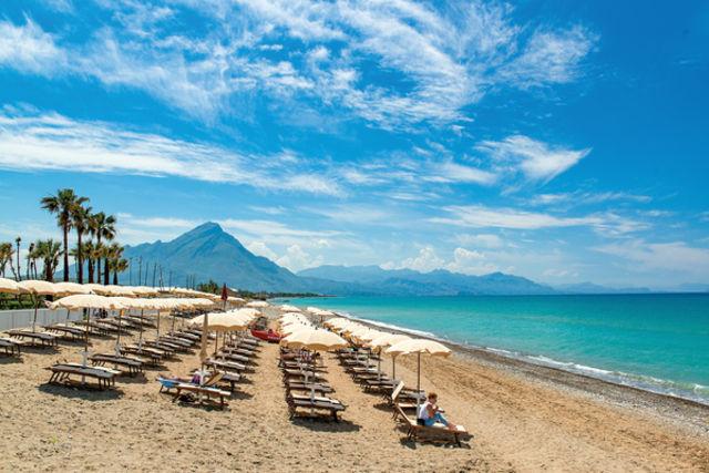 Sicile et Italie du Sud : Club Framissima Himera Beach Club