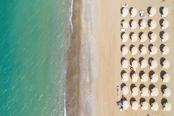 Plage - Club Framissima Himera Beach Club 4* Palerme Sicile et Italie du Sud