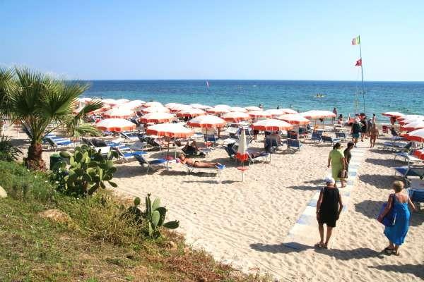 Plage - Lipari 4* Palerme Sicile et Italie du Sud