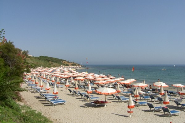 Plage - Club Marmara Alicudi 4* Palerme Sicile et Italie du Sud