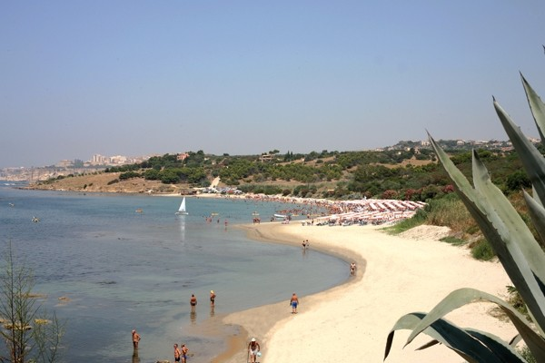Plage - Club Marmara Cala Regina 4* Palerme Sicile et Italie du Sud