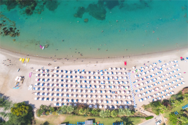 Plage - Top Clubs Lipari