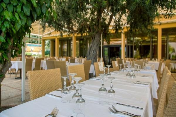 Restaurant - Club Coralia Lipari 4* Palerme Sicile et Italie du Sud