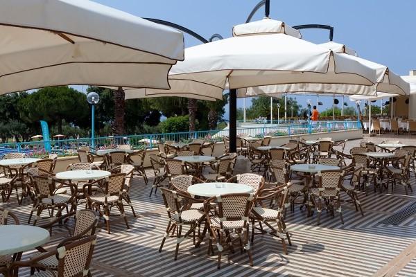 Restaurant - Club Marmara Alicudi 4* Palerme Sicile et Italie du Sud