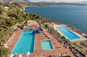 Sicile et Italie du Sud-Palerme, Hôtel Club Perla Del Golfo