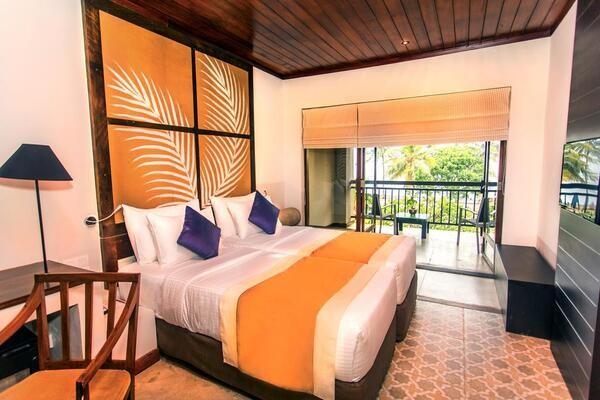 Chambre - Hôtel Earl's Reef 4* Colombo Sri Lanka