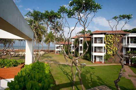 Sri Lanka-Hôtel Club Dolphin 4*
