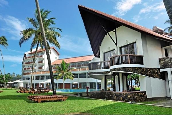 Facade - Hôtel Turyaa Kalutara 4* Colombo Sri Lanka