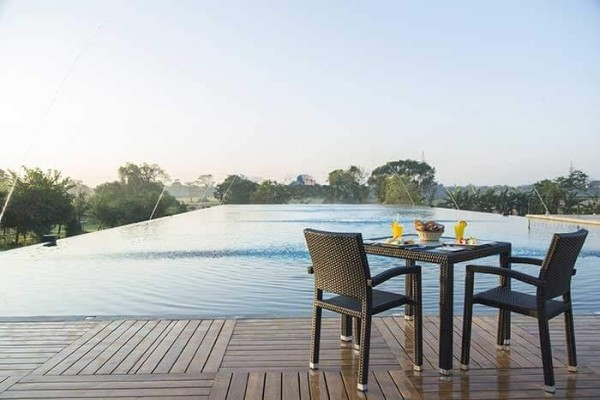 Piscine - Aliya Resort & Spa 4*Sup Colombo Sri Lanka