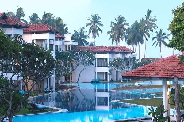 Piscine - Hôtel Club Dolphin 4* Colombo Sri Lanka