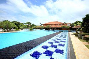 Sri Lanka-Colombo, Hôtel Club Palm Bay