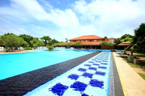 Sri Lanka-Hôtel Club Palm Bay 4*