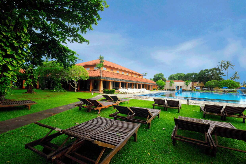 Piscine - Club Palm Bay 4* Colombo Sri Lanka