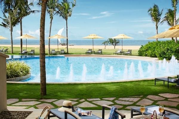 Piscine - Hôtel Heritance Negombo 5* Colombo Sri Lanka