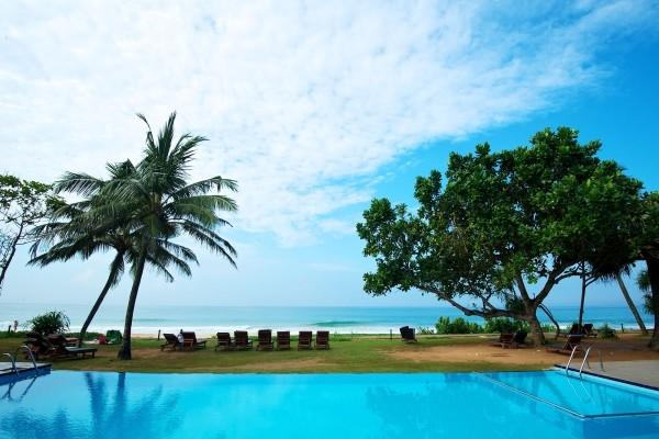 Piscine - Koggala Beach 3* Colombo Sri Lanka