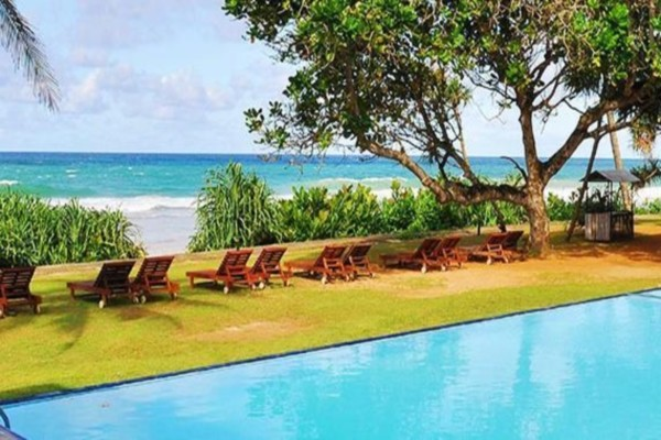 Piscine - Hôtel Koggala Beach 3* Colombo Sri Lanka