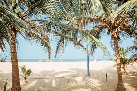 Sri Lanka-Hôtel Goldi Sands Hotel 4*-4563