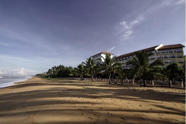 Plage - Hôtel Turyaa Kalutara 4* Colombo Sri Lanka