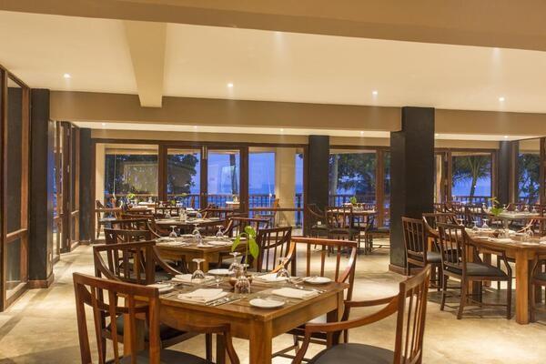 Restaurant - Hôtel Earl's Reef 4* Colombo Sri Lanka