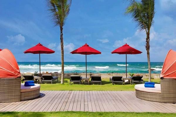 Terrasse - Amari Galle 5* Colombo Sri Lanka
